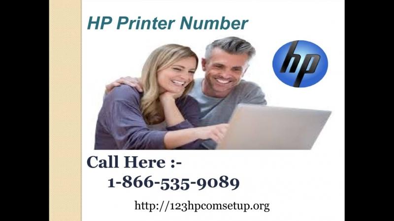 Hp Printer Number 1-866-535-9089 As Easy As Never Earlier