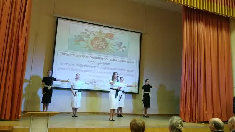 Темп школа №667 Невские соловушки