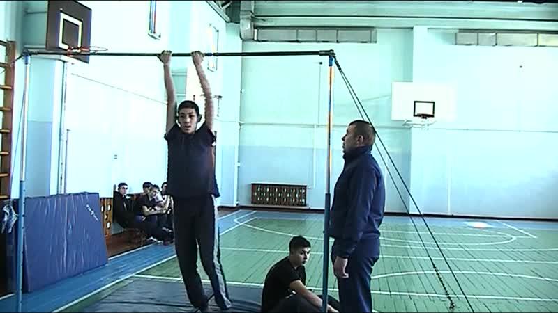 Монгуш Чингис 1 место 7-8 классы