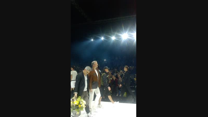 Moscow Fashion Week 2018 ILIYA SHIYAN