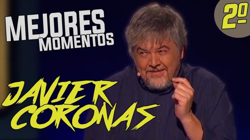 Los mejores momentos de Javier Coronas (2ªParte)