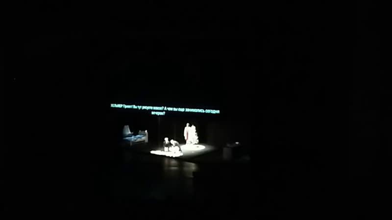 Спектакль Тимофея Кулябина Нора, или Кукольный дом театра Шаушпильхауса открыл XX Международный театральный фестиваль Радуга