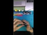 ремонт HTC 828 (замена дисплейного модуля)