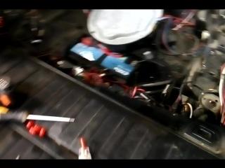 Бмвх5 Замена штатной магнитолы, всей штатной акустики Установка дополнительного усилителя и сабвуфера в Спб 984-97-29