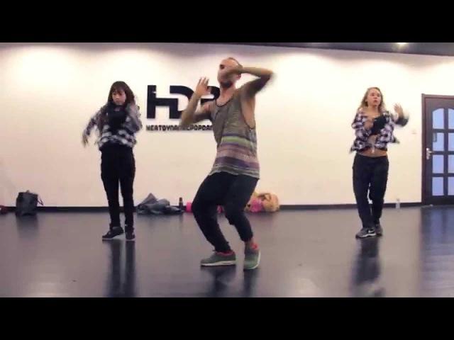 HDP Dance Studio choreography Roman Deinega