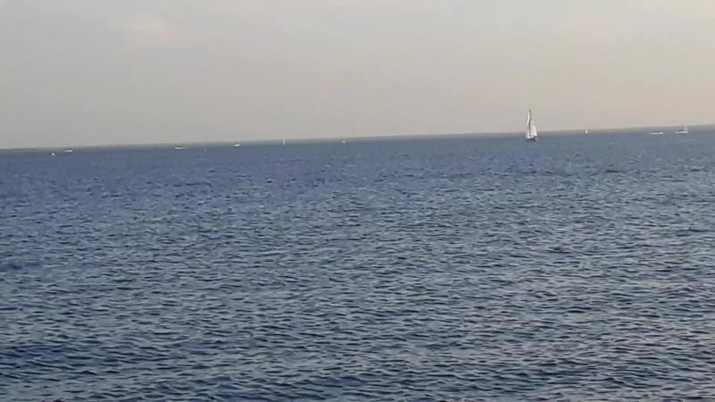 Финский залив Лахта
