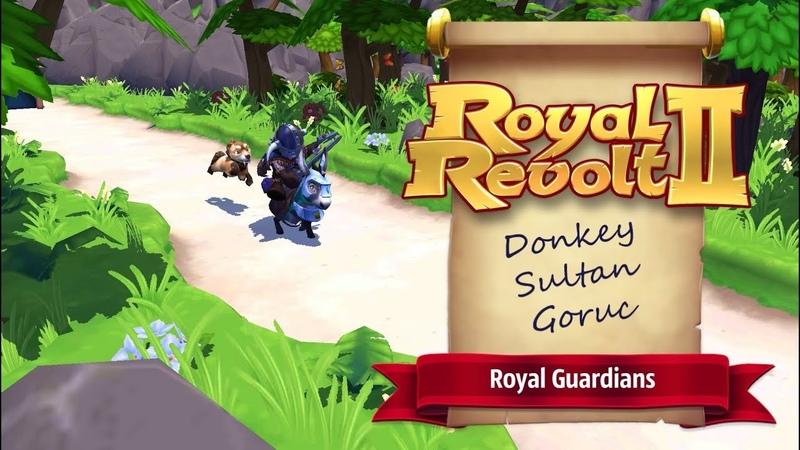 Royal Guardians - Basic Tutorial