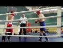 Чемпионат Самарской области по кик боксингу, 1 бой , 3 раунд, я синий