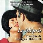 Georges Delerue альбом Le mépris (Original Movie Soundtrack) – EP