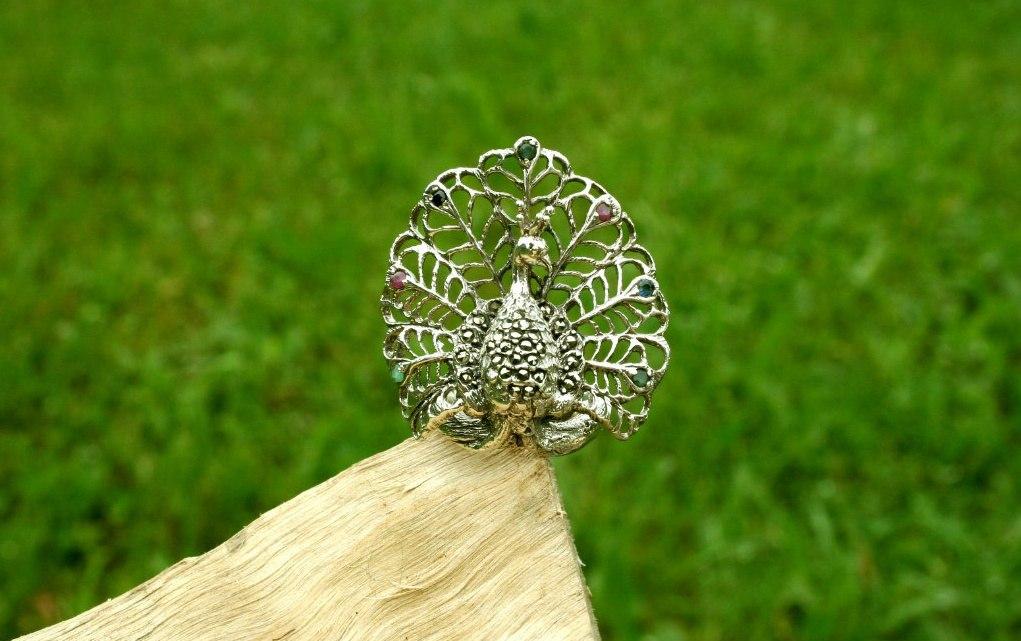 серебряные украшения из индии в москве