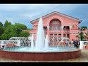 Театр, фонтан, вебкамера в Северодонецке