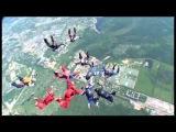 Открытие парашютного сезона 2013