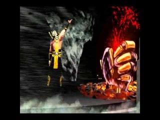Mortal Kombat Shinobi - Scorpion Fatality 4