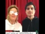 اجمل تحدي غنائي بين عراقي وملكة الغناء العالمي -(R.mp4