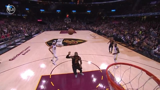 LeBron's AMAZING Pass To Himself For The Slam DUNK THX FOR THE 30 SUBS!:)