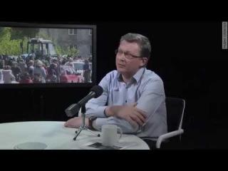 Владимир Рыжков о цене имперского бремени
