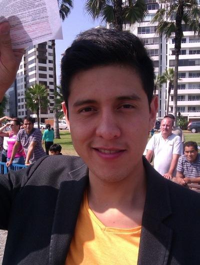 Pablo Huaroc, 26 августа 1987, id208637207