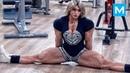Biggest Russian Female Bodybuilder - Nataliya Kuznetsova | Muscle Madness