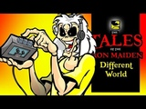 The Tales Of The Iron Maiden - DIFFERENT WORLD