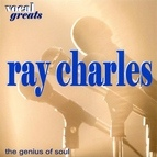 Ray Charles альбом Vocal Greats: Ray Charles – 'The Genius Of Soul'