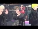 VK171129 MONSTA X fancam ending I.M focus @ Mnet Asian Music Awards 2017