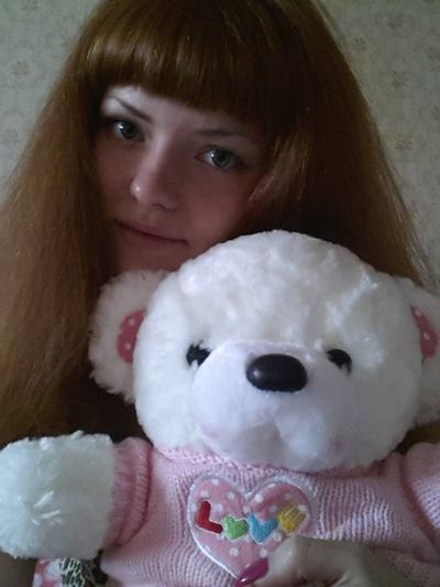 Маришка Писковская, 27 сентября 1991, Санкт-Петербург, id14042840