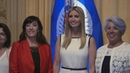 Ivanka Trump Discusses Women's Economic Empowerment at OAS