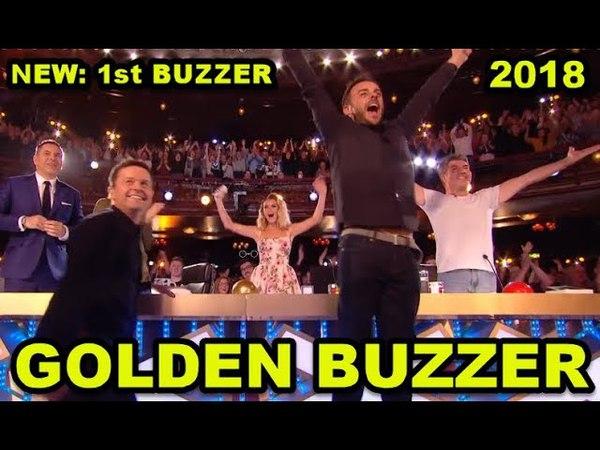 1 GOLDEN BUZZER 2018! STANDING OVATIONS ♥EMOTIONAL MAGIC WILL MELT YOUR HEART♥ Britain's Got Talent