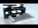 Cтанок для выпрямления iPhone 6gTool Panelpress Straightens iPhone 6 Plus bentgate solved