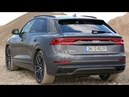 2019 Audi Q8 Quattro - Luxury Coupe with the Practical Versatility of a Large SUV