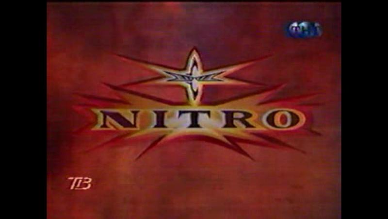 Титаны реслинга на ТНТ и СТС WCW Nitro December 04 2000