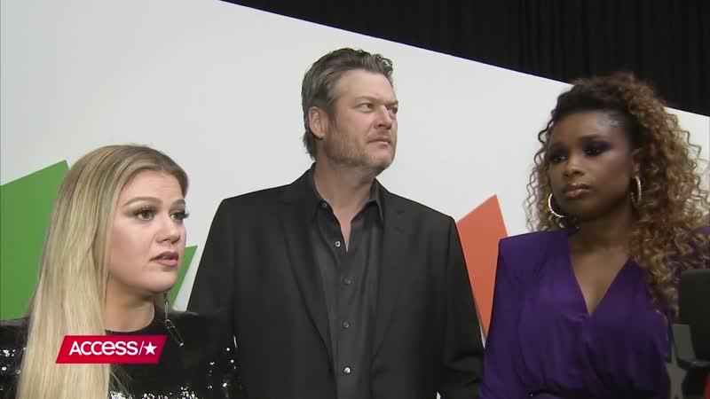 The Voice Kelly Clarkson, Blake Shelton Jennifer Hudson Dish On Their Artists Making The Top 4