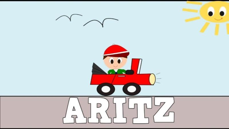 Aprender a Leer y Escribir ARITZ - Vídeos para niños