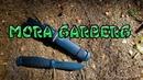 Mora Garberg Multi-Mount - recenze a test nože :-)