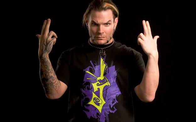 Джефф Харди о TNA, Билли Коргане и Сломленной Вселенной