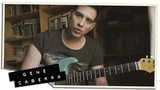 Essential neo-soulgospel 251 lick chord progression guitar lesson