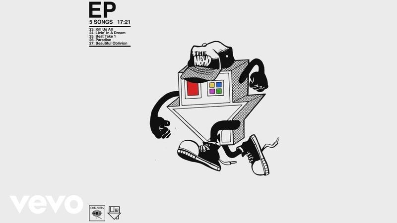 The Neighbourhood - Beautiful Oblivion (Official Audio) ft. IDK