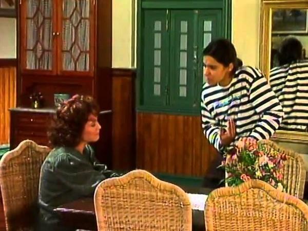 A Próxima Vítima Ana conversa com Sandrinho sobre sua homossexualidade
