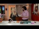Видео мастер-класс по изготовлению орхидеи из фоамирана