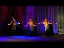 Театр восточного танца Жасмин - Танец со свечами