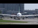 Внуково Июль 2016 A340 A300-600 B777 Ил-76 Як-40 A333 VKO Vnukovo July 2016