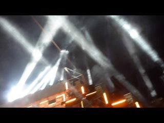 Часть 2 Украина Крым Симферополь День Независимости МТС 20 лет концерт группа Mad Heads XL фейерверк