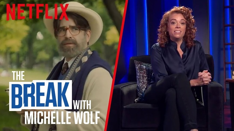 The Break with Michelle Wolf FULL EPISODE Sincere and Angry Netflix