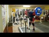 Алексей Никулин - присед 262,5 кг на 3