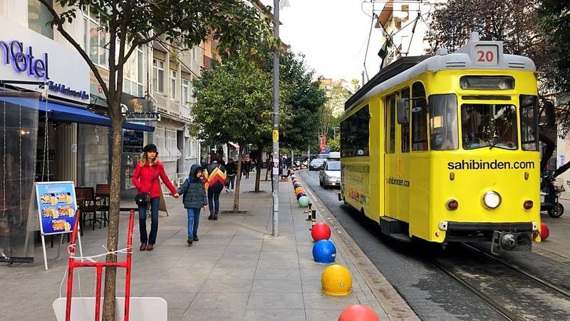 Walking in Kadıköy, İstanbul