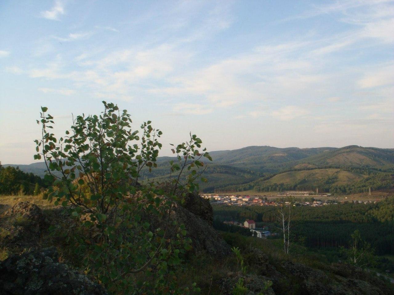 Тишина над селом (07.12.2013)