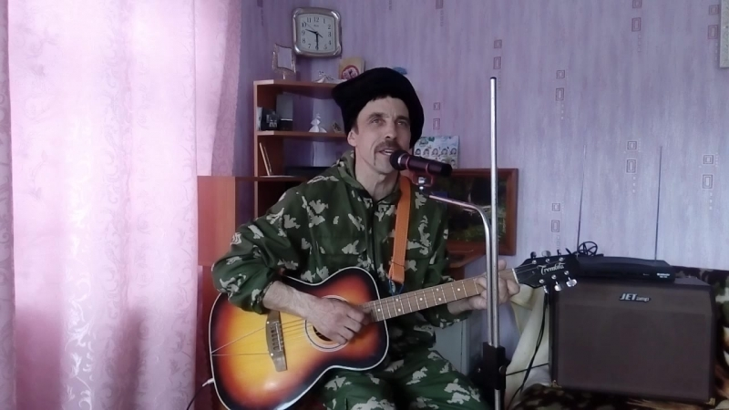 КУБАНСКАЯ ( в наушниках - услышите объёмное звучание (гитары )) !!
