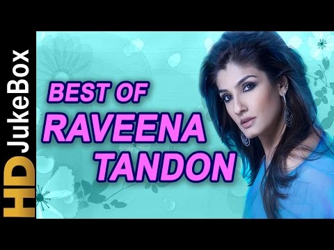 Best Of Raveena Tandon | Full Video Songs Jukebox | 90's Superhit Hindi Songs Collection