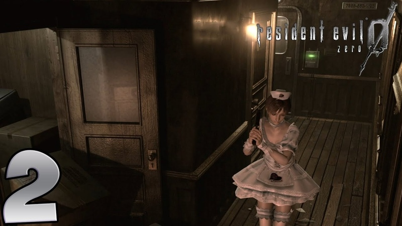 Resident Evil 0 HD REMASTER. Прохождение. Часть 2 (Проклятый поезд)
