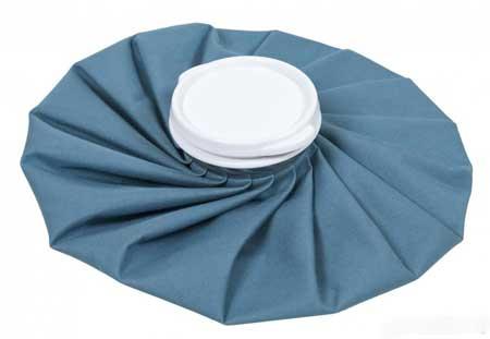 Пакеты со льдом иногда используются, чтобы помочь с воспалением.